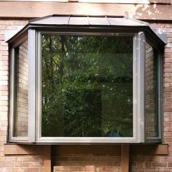 La Camera di fabbricazione di Foshan ha usato l'effetto Windows scorrevole di uragano lustrato vetro di alluminio del doppio del blocco per grafici del metallo