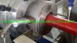 En PVC flexible Layflat Machine/PVC flexible tressé tuyau pour l'irrigation agricole