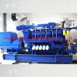 Gruppo elettrogeno a bassa tensione Biogas da 1,5 MW/ Genset/