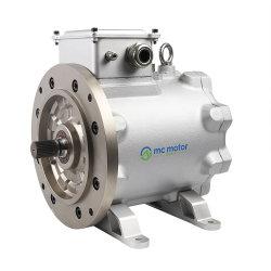 Kundenspezifischer 45kw -75kw 12000-24000rpm schwanzloser Wechselstrom-Dauermagnethochgeschwindigkeitselektromotor
