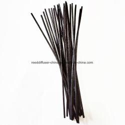 Черный плетеной пластинчатый диффузор духи палочки