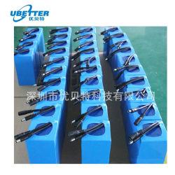 Pack de batterie au lithium 18650 cellules de batterie Li-ion 7800mAh 7.4V 3,7 V 11.1V 14,8 V 18.5V avec BMS