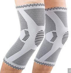 関節炎用膝関節サポート、メニスカスティア ACL MCL 関節痛リリーフニーパッドニットバンボオファイバーシルボンドパッドスポーツプロテクター通気性脚