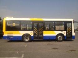 Haute qualité 8.6 mètres de long autobus de la ville de 8 roues