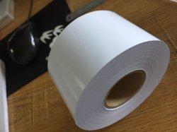 Rollos de etiquetas linerless personalizada de la fábrica de balanzas electrónicas