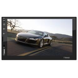 """2 DIN Autoradio 7""""Écran tactile avec miroir lien GPS Bluetooth mains libres FM/TF/USB"""