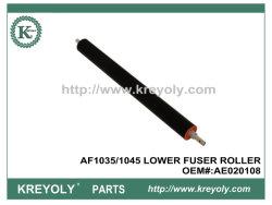 費用節約のRicoh Aficio 1035の1045より低いヒューザーのプレッシャーローラーAE020108