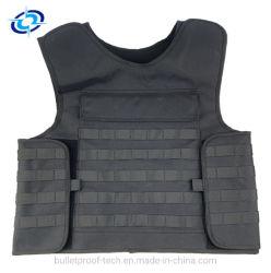 Nij Iiia Militar de aramida Bulletproof Vest Soft Colete balísticos evitar. 44 Magnum (SJHP) Bullets