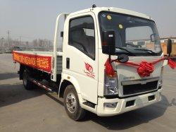5-8 Tonnen Laststeuerventil-Lastwagen-Licht-/flache/Feuergebührenladung/mittlerer/Flachbett-LKW