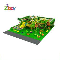 Petite taille Design personnalisé pour la vente d'équipement de terrain de jeux intérieure