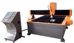 Jinan CNC-Plasma-Ausschnitt-Maschine mit amerikanischem Plasma-Generator für maximale Stärke 40mm metallschneidend