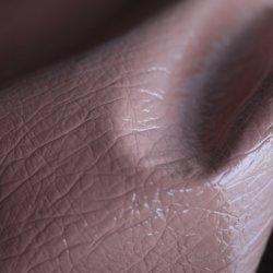 El patrón de Wild Glitter PU Paño de prendas de vestir de cuero sintético que