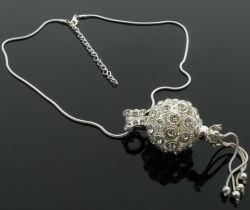 Schmuck Halskette Kristall Halskette Fashion Pearl Halskette