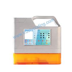 Mini portable 3D marqueur laser à fibre métallique/Logo de l'imprimante laser à fibre pour l'impression de la numérotation sur machine de marquage au laser en plastique