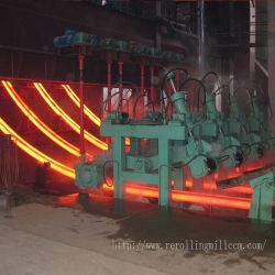 El CCM el acero laminado máquina de colada continua de hormigón