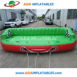 狂気UFO膨脹可能な水Towableスポーツのゲーム、膨脹可能なウォーター・スポーツ装置