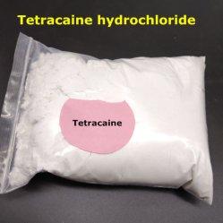 Procaine лидокаина Benzocaine CAS 136-47-0 Tetracaine для продажи