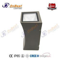 Neuer stilvoller PFEILER LED LEDheller DES CREE-2X6w in IP65