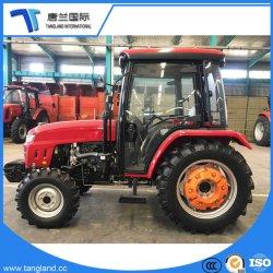 Grand flexible Machines à roues d'alimentation de l'Agriculture /60HP Tracteur Tracteur agricole / Machines agricoles