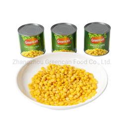 中国からの安い価格の缶詰にされたスイートコーン