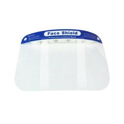 Completa protección antivirus de claro/niebla/Splash Aislamiento protector facial médica no protector facial
