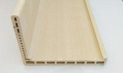 Umweltfreundliches WPC Holz Kunststoff Composite Architrave für Türprofil