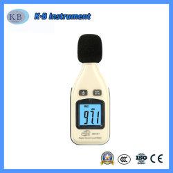 Il livello acustico sano di 2018 Digitahi del nuovo dell'affissione a cristalli liquidi della lampadina 30-130dba 1.5 di dB di esattezza di dB tester di disturbo descrive il tester