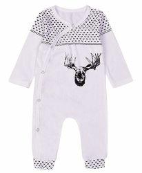 De pasgeboren Baby kleedt Slaapzakken van het Kruippakje van de Nachtkleding van de Herten van de Pyjama's van de Toga van de Dwarsbalk van het Meisje van de Jongen de Algemene Slaperige
