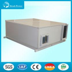 Placa de alimentación tipo intercambiador de calor total de la unidad de manejo de aire fresco