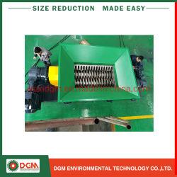 Los residuos de neumáticos usados llantas de caucho de reclamar la planta de reciclaje de plástico Máquina