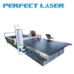 Tagliatrice automatica della tessile del panno di velocità veloce di CNC dell'Pieno-Alluminio