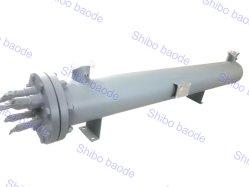 海水のシェルおよび管の熱交換器の蒸化器の倍システム3HP-70HP