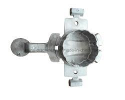 La lega di alluminio di alta qualità il radiatore della pressofusione