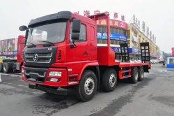 Shacman Shac 8*4 270HP 30 Tonnen Flachbett-LKW-/Flachbett-LKW für Transport-Gräber