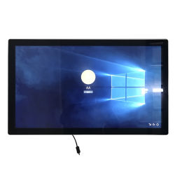 IP65 de 12,1 pouces sans ventilateur panneau industriel 1080P Full écran LED HD tout en un seul ordinateur tablette