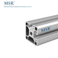 L'ob4040E2 à fente en T l'Extrusion de profilés en aluminium aluminium industriel