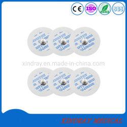 Electrodos de ECG de la seguridad desechables médicos