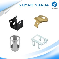 Высокая точность OEM листовой металл сталь / латунь / алюминий / медь штамповки деталей производителя