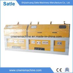 acier au carbone Satle basse ligne droite sur le fil machine de dessin de métal