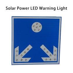道路工事用 LED 交通矢印信号点滅方向指示灯