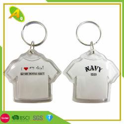 Оптовая торговля дешевые декоративные подарок акриловый Crystal цепочки ключей (012)