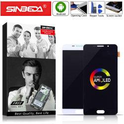 """5.5""""Super Amoled для Samsung Galaxy примечание 2 ЖК сенсорный экран с рамой для оцифровки Samsung примечание 2, N7100 N7105 I317 T889"""