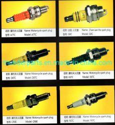 オートバイの予備品の点火プラグホンダまたはSuzuki/YAMAHAのための10/12/14のmm D8tc A7tc CPR7e