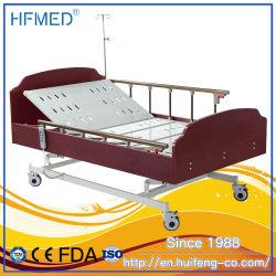 Het medische Bed van het Ziekenhuis Homecare van Apparaten Houten Hoofd Elektrische (tn-830)