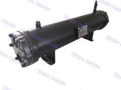Enig Systeem 3HP-70HP Shell en de Condensator van de Warmtewisselaar van de Buis