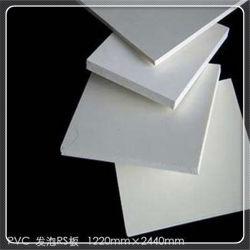 Пенопластовый лист из ПВХ белого цвета, теплоизоляция пены из ПВХ с высокой плотностью установки