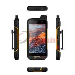 IP68 Tri-Proof 5.5inch FHD Homologué Atex 4G Android8.0 robuste Smartphones avec Octa-Core CPU,Fringerprint,NFC,re,,de talkie-walkie 1D/2D,RFID Scaner,6Go/128 Go