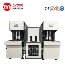 0.2L 0.5L 1L 2L 3L 5L 7L 10L 18L 20L Haustier-Flaschen-Trinkwasser-Fruchtsaft-Getränk-Getränkeflüssige Blasformen-durchbrennenwaschende Füllmaschine für Verkauf