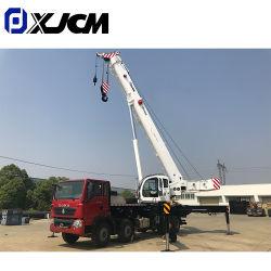 Construção 50ton Truck Grua móvel com partes separadas do trator de esteiras