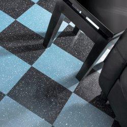 Feuille en PVC Anti-statique de l'hôpital Flooring rouleau pour le bâtiment commercial